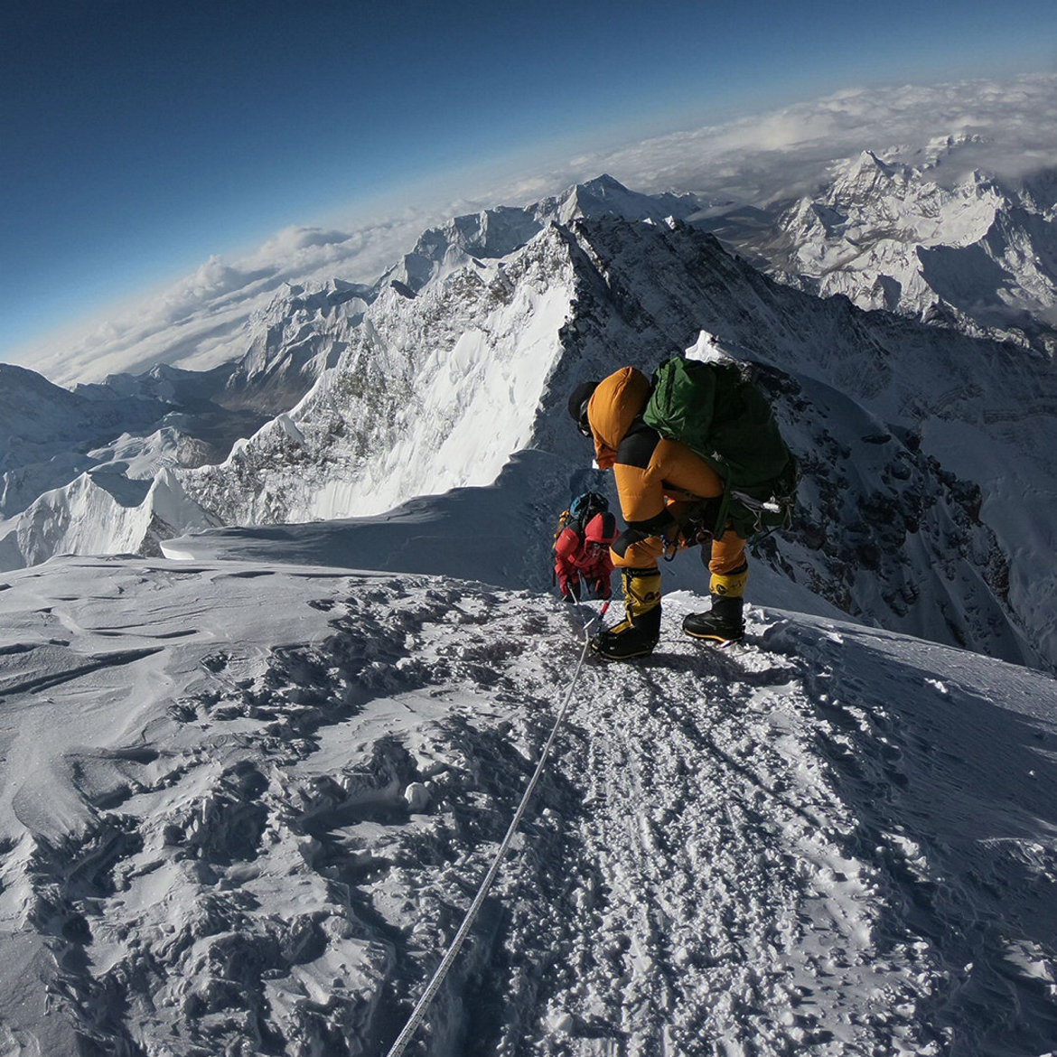 Not what it used to be: climbing Mount Everest