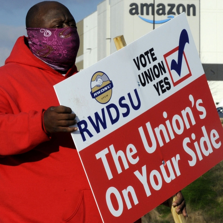 A prime day: Amazon's union election